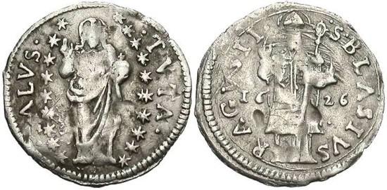 Ragusa, Grosetto, 1626 - KM 5