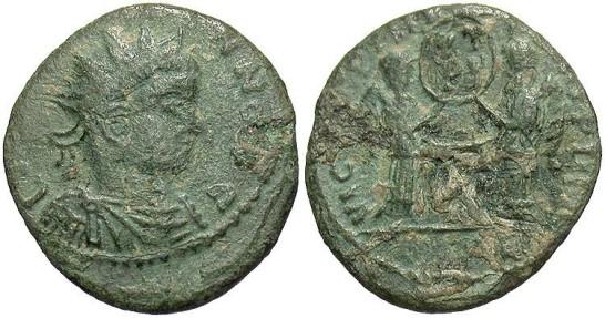 """Constantine II"", AE3, 320, London mint type, VLPP Issue"