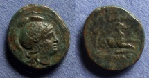 Ancient Coins - Kings of Thrace, Lysimachos 305-281, AE13