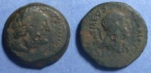 Ancient Coins - Egypt, Ptolemy V 205-180, AE26