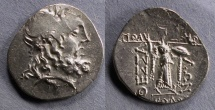 Ancient Coins - Thessalian League,  196-27 BC, Stater
