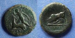 Ancient Coins - Tauric Chersonesos, Chersonesos Circa 350 BC, AE21