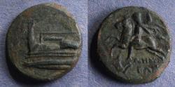 Ancient Coins - Kings of Macedonia, Demetrios I 305-284 BC, AE18
