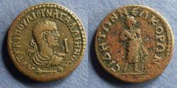 Ancient Coins - Pamphylia, Side, Gallienus 253-268, 10 Assaria