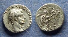 Ancient Coins - Caesarea Cappodocia, Hadrian 117-138, Hemidrachm