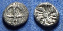 Ancient Coins - Thrace, Apollonia Pontika 494-470 BC, Obol