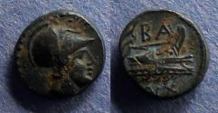 Ancient Coins - Macedonian Kingdom, Demetrios I Poliorketes 306-283 BC, AE11