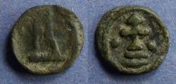 Ancient Coins - Byzantine Empire, Basil 867-886, AE18