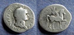 Ancient Coins - Roman Empire, Domitian (as Caesar) 69-81, Denarius