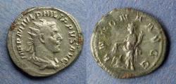 Ancient Coins - Roman Empire, Philip 244-249, Antoninianus