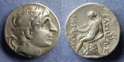 Ancient Coins - Seleukid Kingdom, Antiochos II 261-246 BC, Tetradrachm