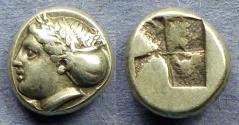 Ancient Coins - Ionia, Phokaia 387-326 BC, Hekte