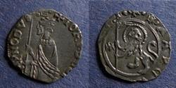 World Coins - Venice, Giovanni Delfino 1356-61, Soldino