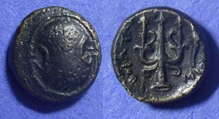 Ancient Coins - Boeotia – Federal coinage – AE12 300-250 BC