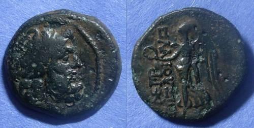 Ancient Coins - Elaiussa, Cilicia Circa 100 BC, AE20