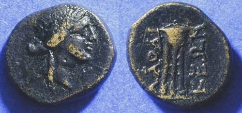 Ancient Coins - Laodikeia Phyrigia - 2nd-1st Century BC - AE 14