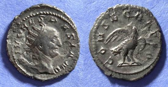 Ancient Coins - Roman Empire, Divo Vespasian 69-79, Antoninianus