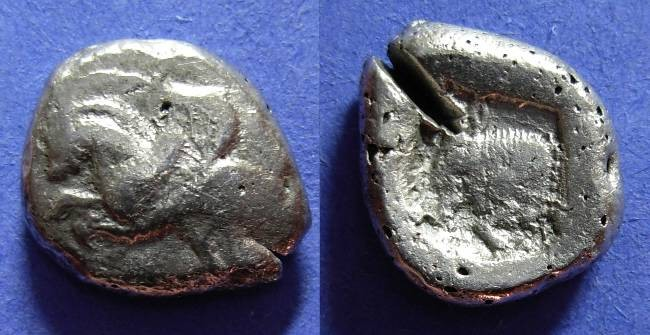 Ancient Coins - Lycia - Uncertain dynast 500-440 BC - Stater