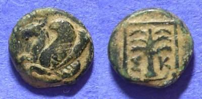 Ancient Coins - Skepsis Troas – AE10 Circa 350 BC