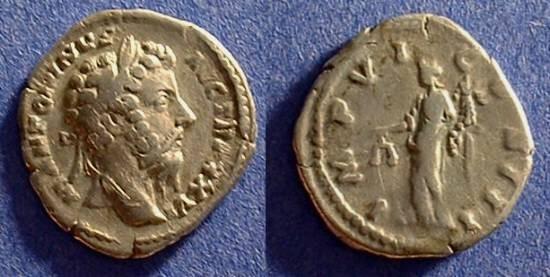 Ancient Coins - Marcus Aurelius 161-180AD Denarius