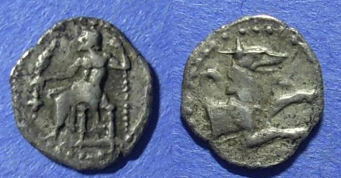 Ancient Coins - Tarsus (?), Cilicia Circa 350 BC, 3/4 obol