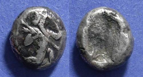 Ancient Coins - Achaemenid Kingdom,  450-330 BC, Fouree Siglos