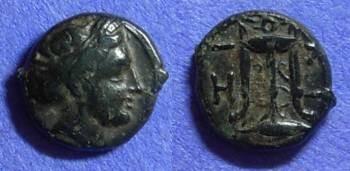 Ancient Coins - Kyzicus Mysia – AE10 – Circa 150 BC