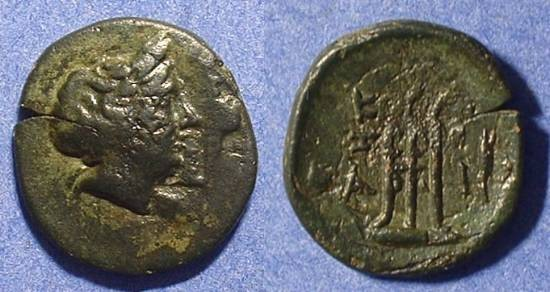 Ancient Coins - Kyzikos Mysia AE20 Circa 4th-3rd Century BC