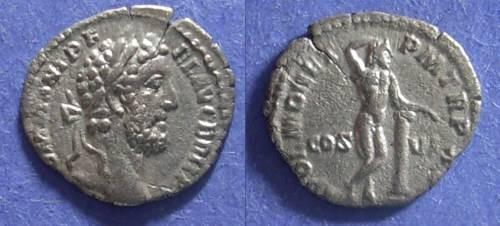 Ancient Coins - Roman Empire, Commodus 177-192 AD, Denarius