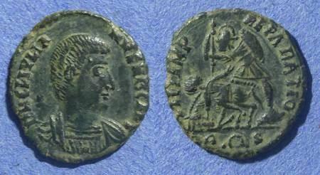Ancient Coins - Roman Empire, Julian II (as Caesar) 355-360, AE3