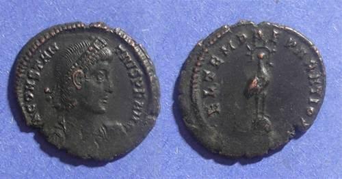 Ancient Coins - Roman Empire, Constantius II 337-361, Half Centenionalis