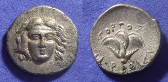 Ancient Coins - Rhodes – Drachm 205-188BC