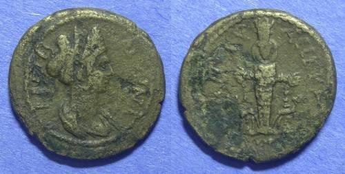 Ancient Coins - Ankyra Phrygia, Sabina 117-137, AE20