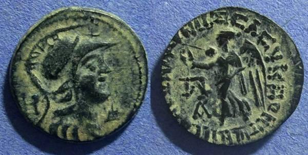 Ancient Coins - Cilicia, Seleukeia Circa 200 BC, AE22