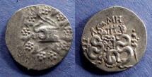 Ancient Coins - Mysia, Pergamon 76-67 BC, Cistophoric Tetradrachm