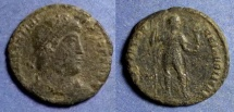 Ancient Coins - Roman Empire, Valentinian 364-375, AE1