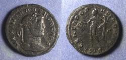 Ancient Coins - Roman Empire, Galerius as Caesar 293-305, Follis
