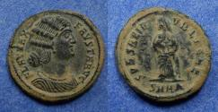 Ancient Coins - Roman Empire, Fausta Struck 325-6, AE3