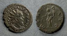 Ancient Coins - Roman Empire, Postumus 259-269, Antoninianus