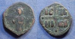 Ancient Coins - Byzantine Empire, Michael IV 1034-41, Anonymous Class C