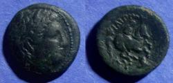 Ancient Coins - Macedonian Kingdom, Lysimachos as Satrap (in name of Philip II) Circa 317-305 BC, AE18