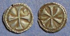 World Coins - France, Le Puy, Sainte-Marie Circa 1400, Obol