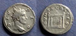Ancient Coins - Roman Empire, Divo Pio d. 138, Antoninianus