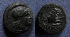Ancient Coins - Kings of Thrace, Lysimachos 305-281 BC, AE13