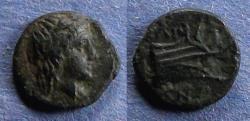 Ancient Coins - Caria, Knidos 250-210 BC, AE12