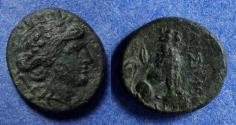 Ancient Coins - Thrace, Lysimacheia 309-220 BC, AE18