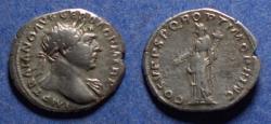 Ancient Coins - Roman Empire, Trajan 98-117, Silver Denarius