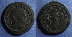 Ancient Coins - Roman Empire, Maximinus II Daia 305-9, Follis