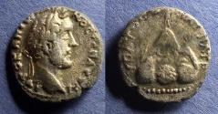 Ancient Coins - Caesarea Cappadocia, Antoninus Pius 138-161, Didrachm