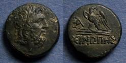 Ancient Coins - Paphlagonia, Sinope 85-65 BC, AE19